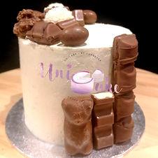 Couverture uniforme+gourmandises chocola