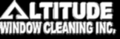 Altitude Window Cleaning Inc Logo