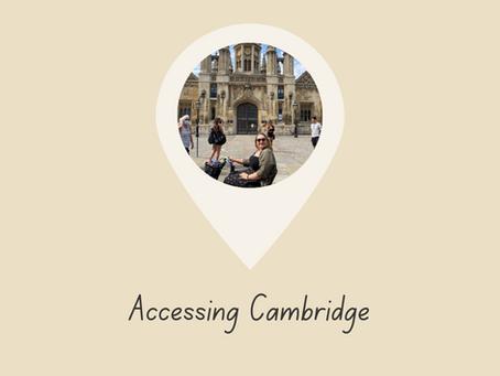 Accessing Cambridge