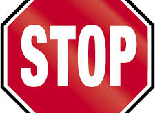 STOP! Speak to a Personal Injury Attorney before an Insurance Adjuster.
