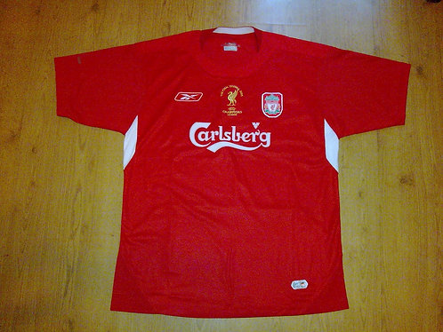 2005 Liverpool Jersey
