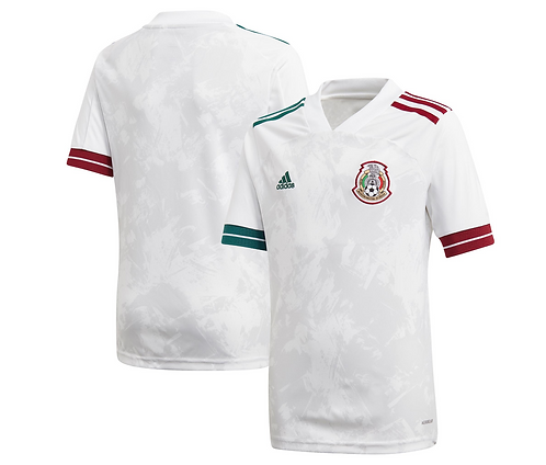 Men's Soccer Mexico Home Jersey