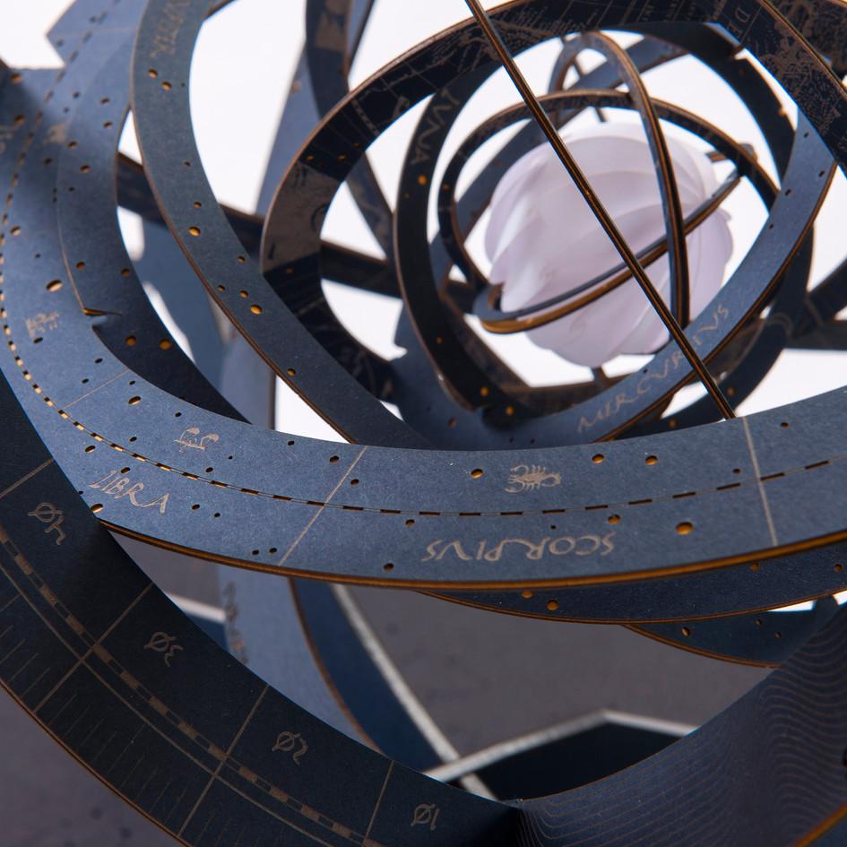 / Armillary Sphere