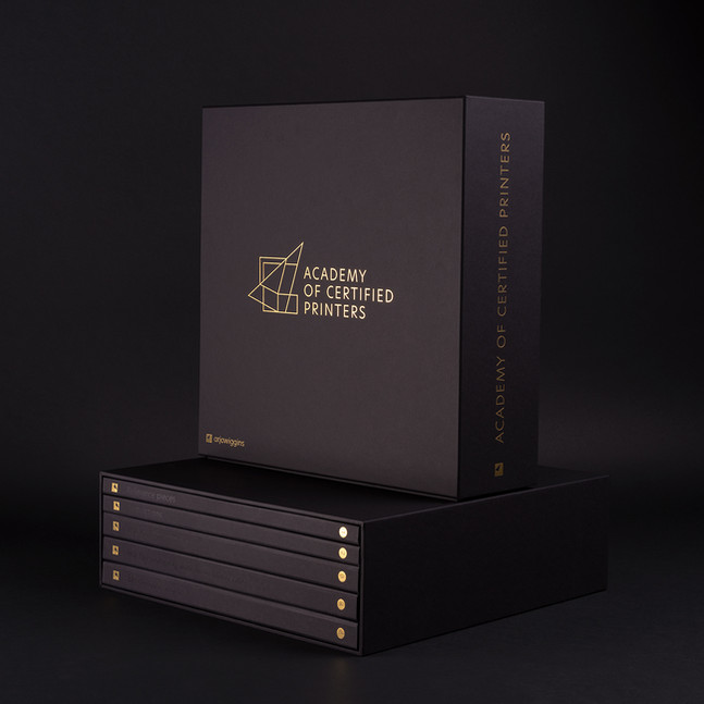 Arjowiggins, Academy of Ceritfied Printers