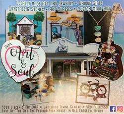Art & Soul 30a
