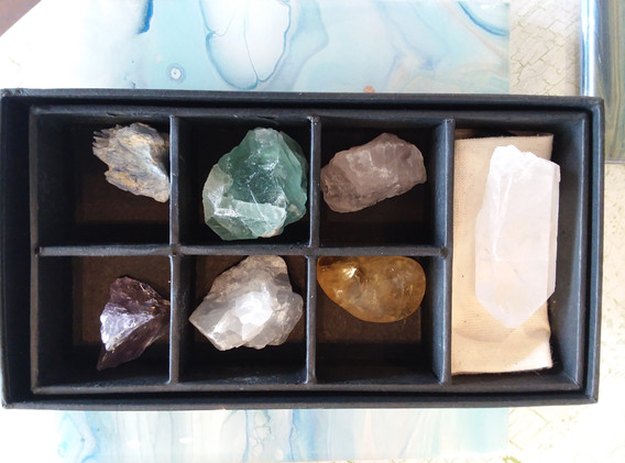 Crystal Healing Stones