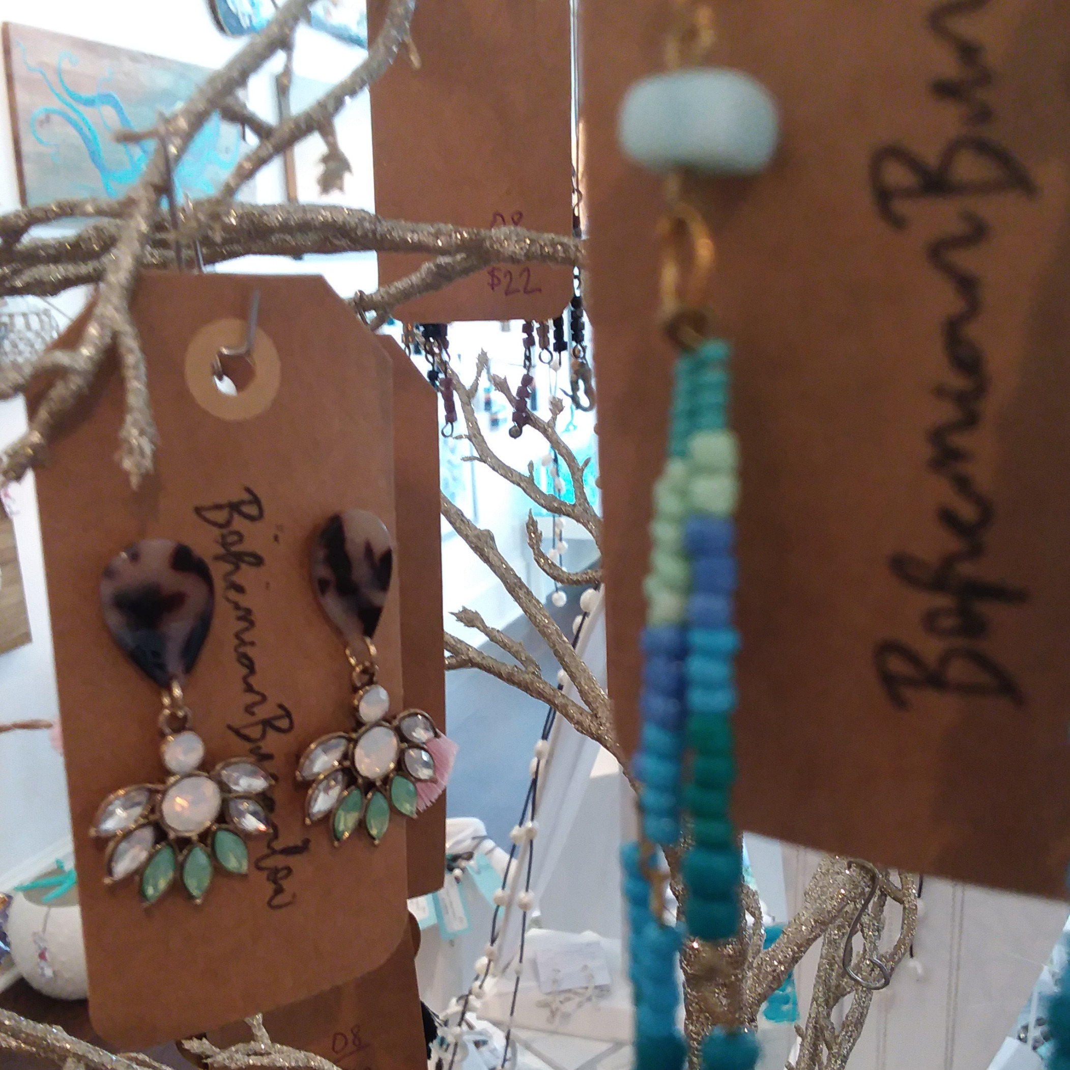 Bohemian Bungalow Jewelry