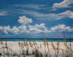 Randall Bartlett Seascape