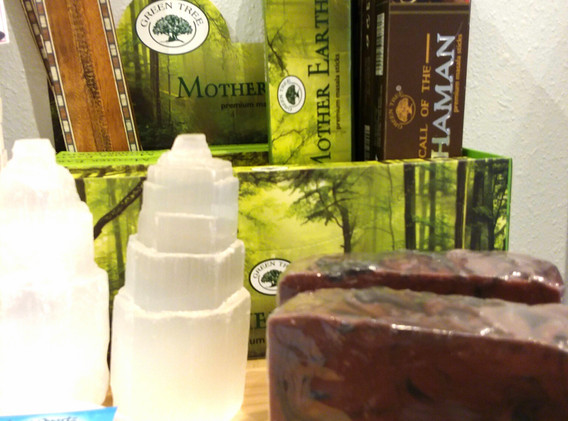 Incense and Soaps