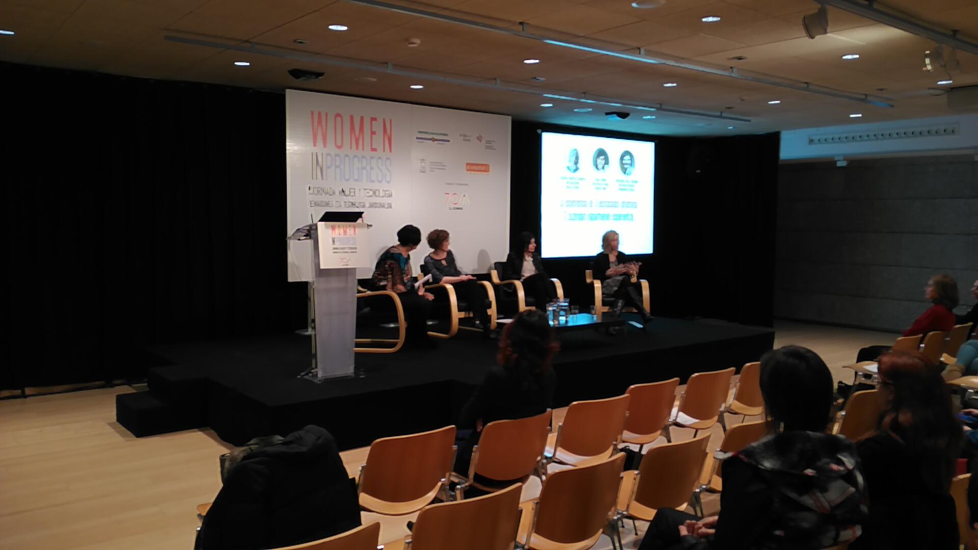 Jornada Mujer y Tecnología