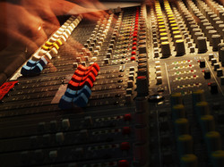 Mesas de audio