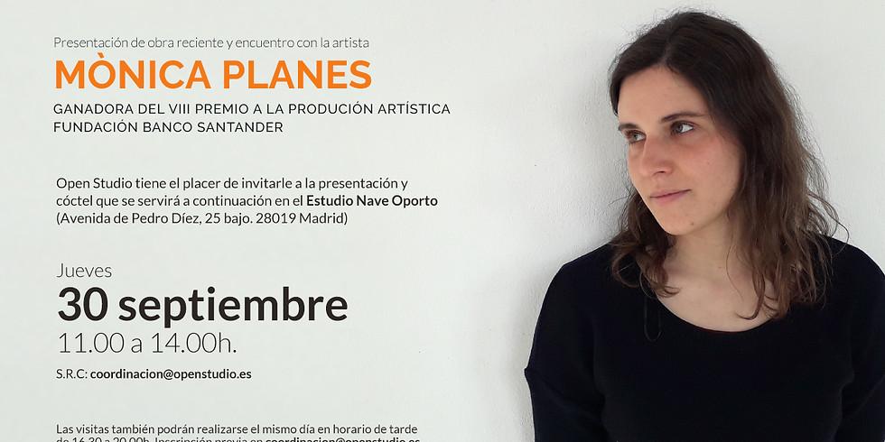 INVITACIÓN PRESENTACIÓN PREMIO A LA PRODUCCIÓN ARTÍSTICA FUNDACIÓN BANCO SANTANDER