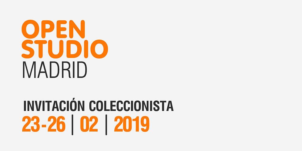 OPEN STUDIO MADRID (Coleccionistas)