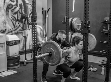 >>>What NOT to do when performing a squat - PART 2<<<