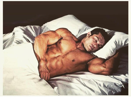 The importance of sleep in relation to muscle growth
