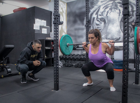 >>>What NOT to do when squatting - PART 3<<<