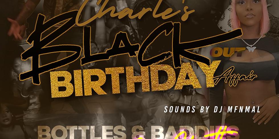 Blackout Birthday Affair