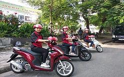 【峴港電單車遊@海鮮放題】