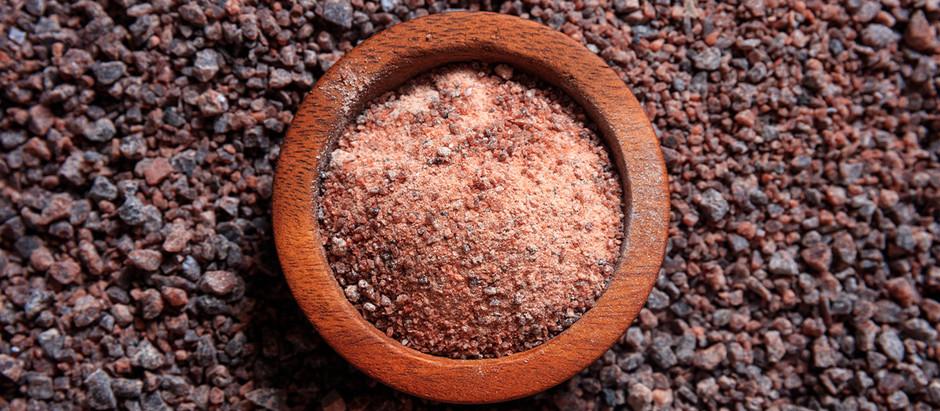 The salt, an unique ingredient