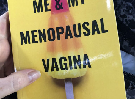 Review by Tanith Lee: aka. Mrs Menopause