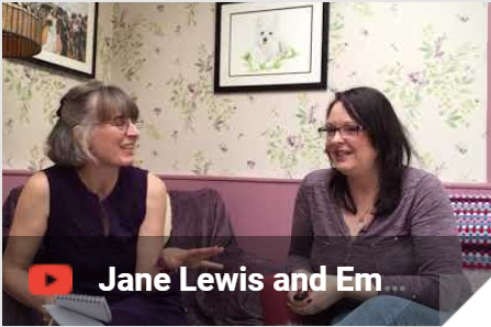 Chatting to Emma Norman (Lichen Sclerosus UK) about her experiences of lichen sclerosus