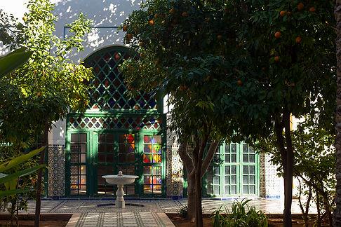 Bahia Palace garden Monika Krochmal gallery