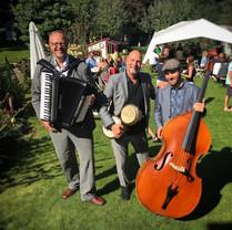Dinner Musik Gartenfest