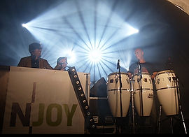 Live Percussion House Party Sönke Liethmann