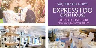 New York Wedding Open House