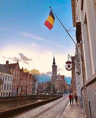 Découvrez Bruges avec un local