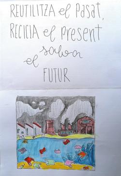Dibujo Luna Blasco Ortiz
