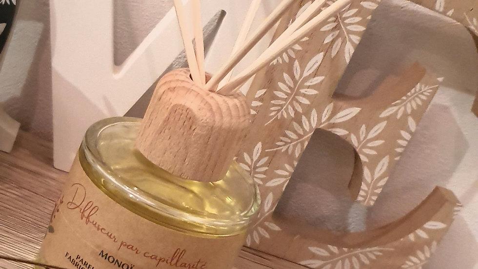 Diffuseur de parfum Cachemire et soie
