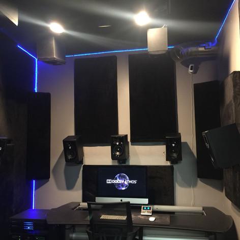 AUDIO SERVICES & DOLBY ATMOS STUDIO