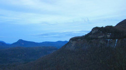 Whiteside Mountain November 2014