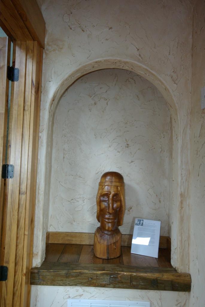 Foyer Art Niche