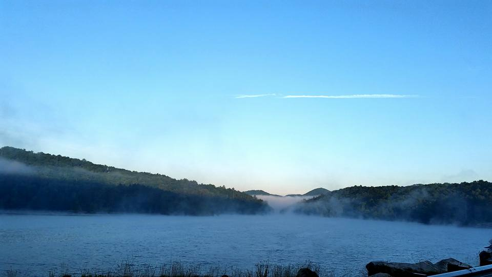 Lake Glenville at Sunrise