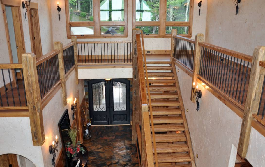 View of Foyer From Loft.png