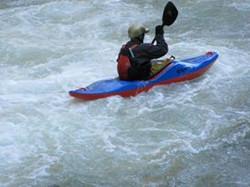 Kayaking Photo Courtesy of Linda Barden