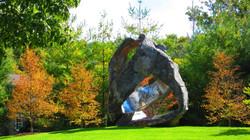 Sculpture Village Green