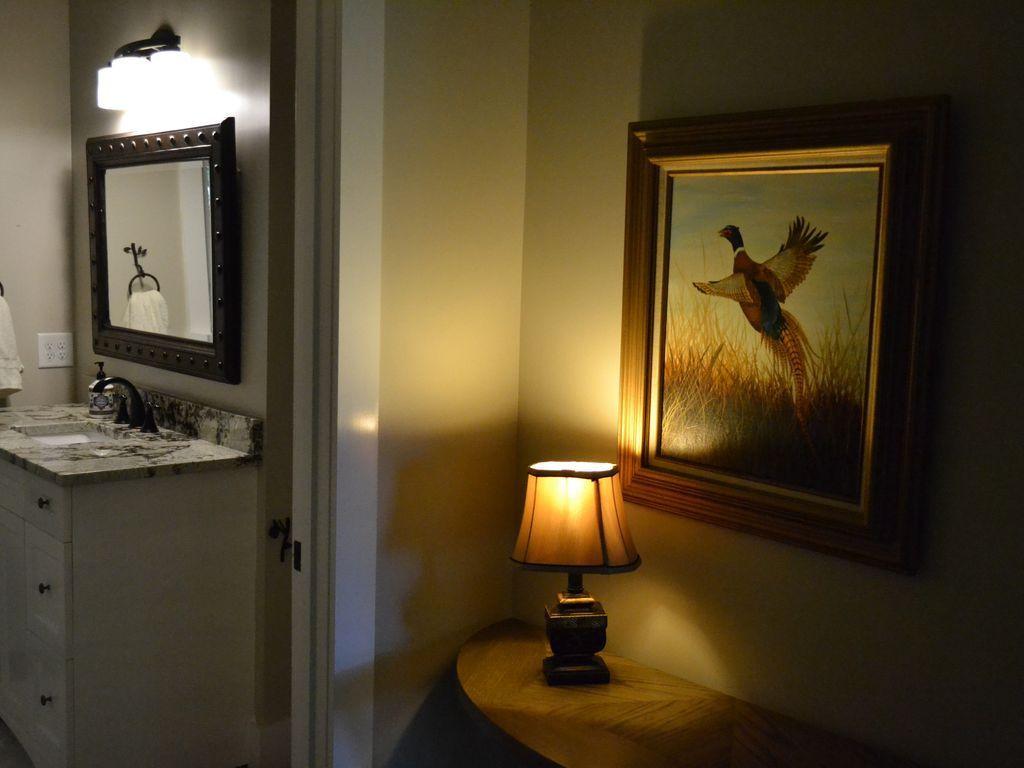 Guest Bath & Hallway