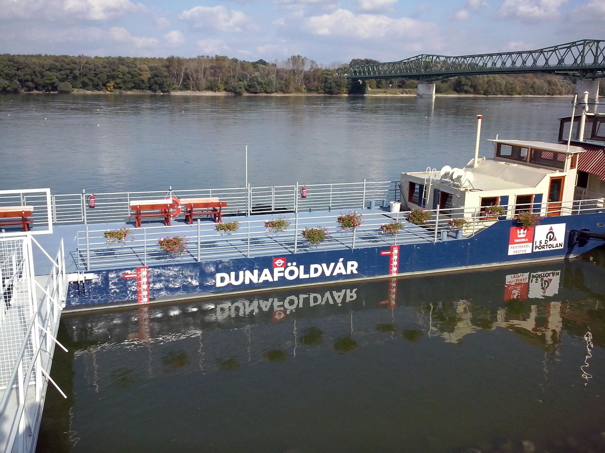 Dunaföldvár rakpart