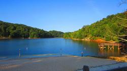 Pines Beach Lake Glenville