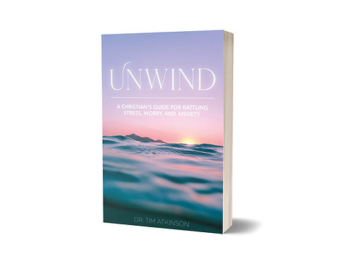 Unwind: Signed by the Author