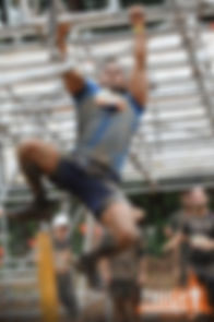 Rowan Tissera at Tough Mudder