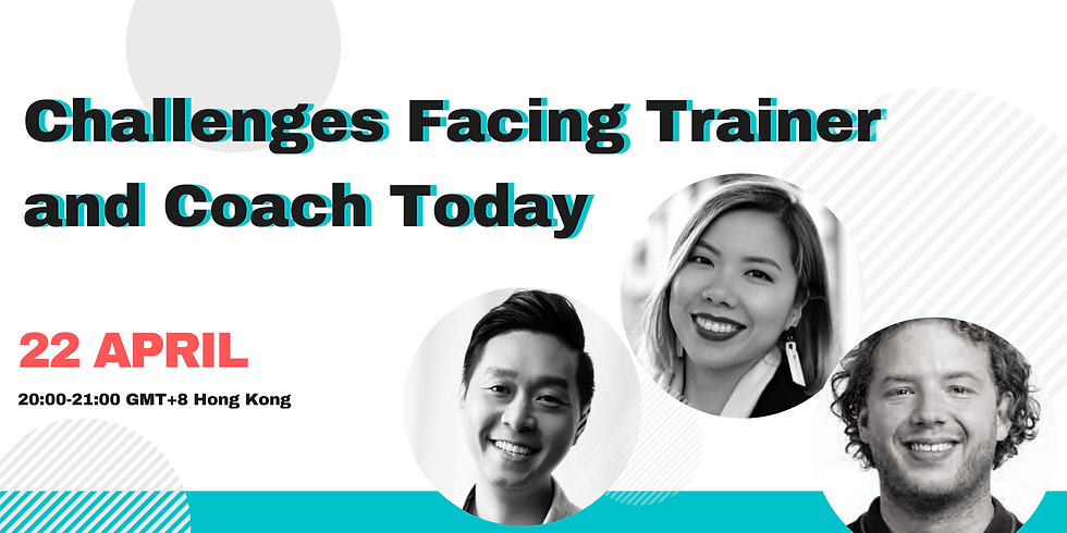 Panel discussion: Challenges Facing Trainer and Coach Today