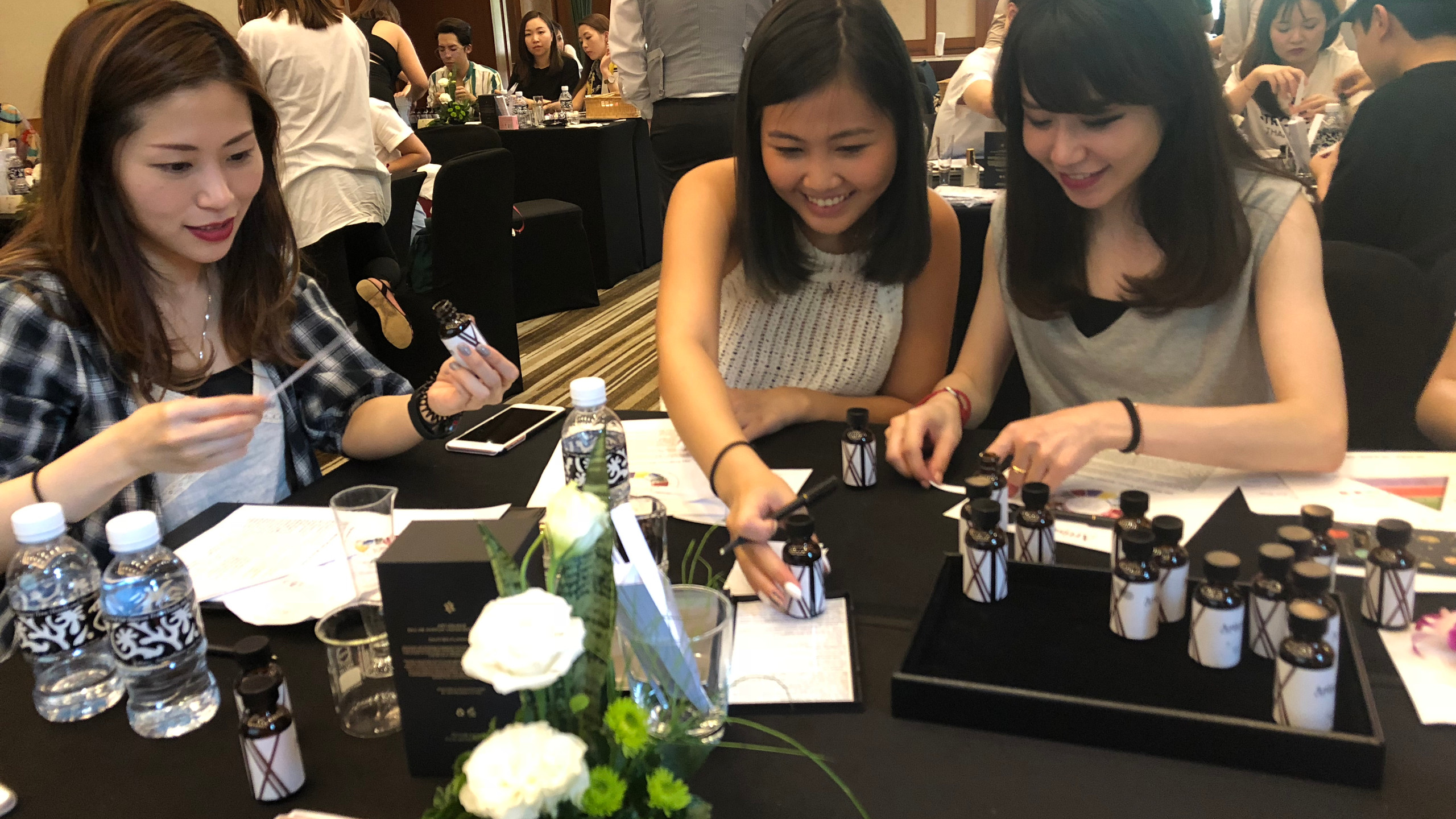 """Perfumer Challenge"" is the perfect activity to inspire you and your team's creativity, communication, presentation, collaboration skills by scent."