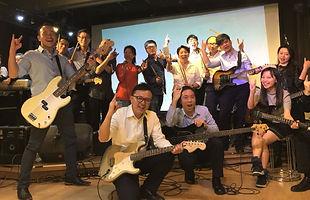 team building hong kong, music team building, team building