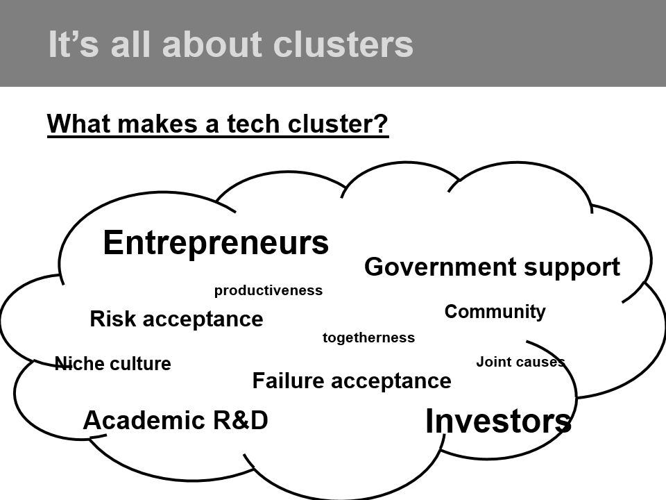 It's All About Clusters