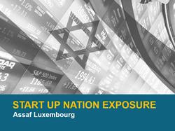 Start-Up Nation Exposure