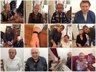Another MyMDband Distribution to Holocaust Survivors